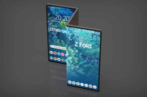 Samsung registers Galaxy Z Fold brand for a foldable tablet