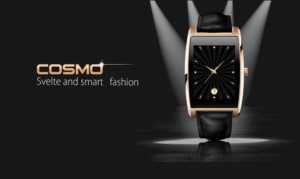 Zeblaze Cosmo is another stylish wearable with smart features