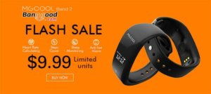 MGCOOL Band 2 now on sale for just $9.99, but be fast