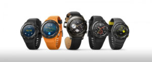 Huawei Watch 2 officially unveiled