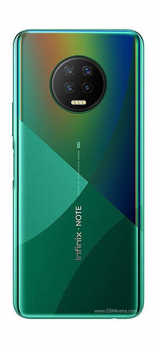 Infinix note 7 camera specifications