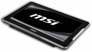 MSI Windpad Tablet To Launch Next Month!