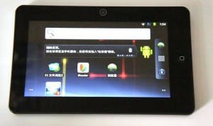 DroPad iPhone 4 Style Tablet Get's Gingerbread and Price Drop