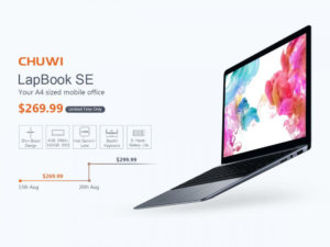 CHUWI Lapbook SE: Is this the Most Budget-Friendly Laptop for Students?