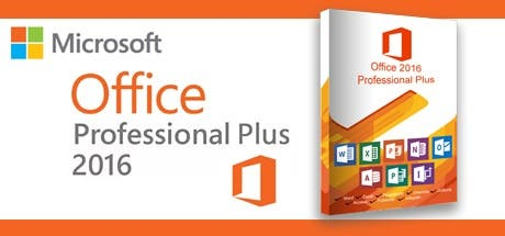 Microsoft Office 2016 Professional Plus for just $26.95 (Genuine Software)