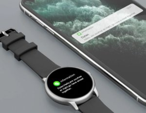 Discount coupon for IMILAB KW66 smartwatch