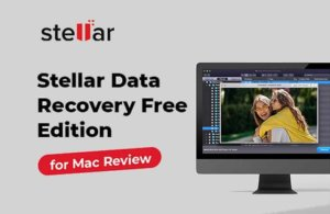 Stellar Data Recovery Free for Mac Review: A powerful data recovery software