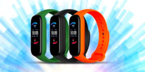 Xiaomi Mi Band 6 with WhatsApp and Telegram support will be presented on March 29