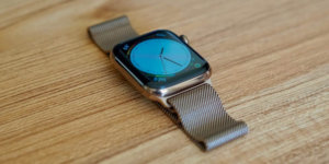 Quarterly sales of wearable devices exceeded 100 million units