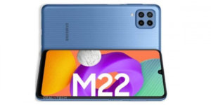 Samsung Galaxy M22 Leaked Renders Show Key Specs & Some Similarities With The Galaxy A22