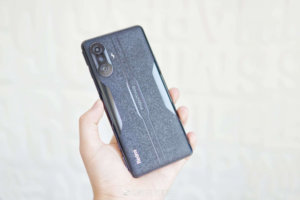 Redmi K40 Gaming Enhanced Edition gets Inverse Scale colorway