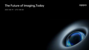 Oppo will hold photography-related event next week