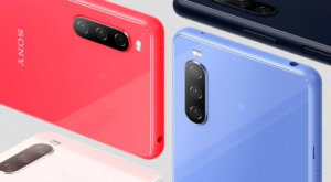 Sony Xperia 10 III Lite goes official in Japan with SD690 and eSIM