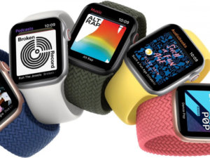 Sales of fitness trackers are down as smartwatch sales rise