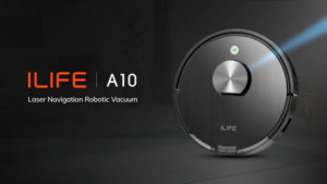 iLife A10 robot vacuum cleaner review: Wide functionality and laser navigation