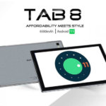 Blackview's Tab 8 just got upgraded