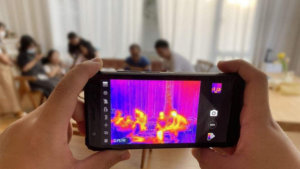 Get the best rugged thermal imaging experience with Blackview BV6600 Pro